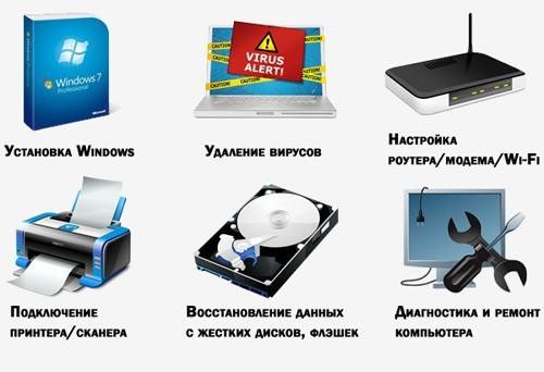 компьютерные услуги Армавир